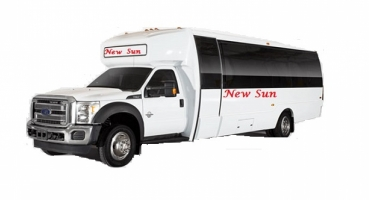 Charter Bus - 24 Seats